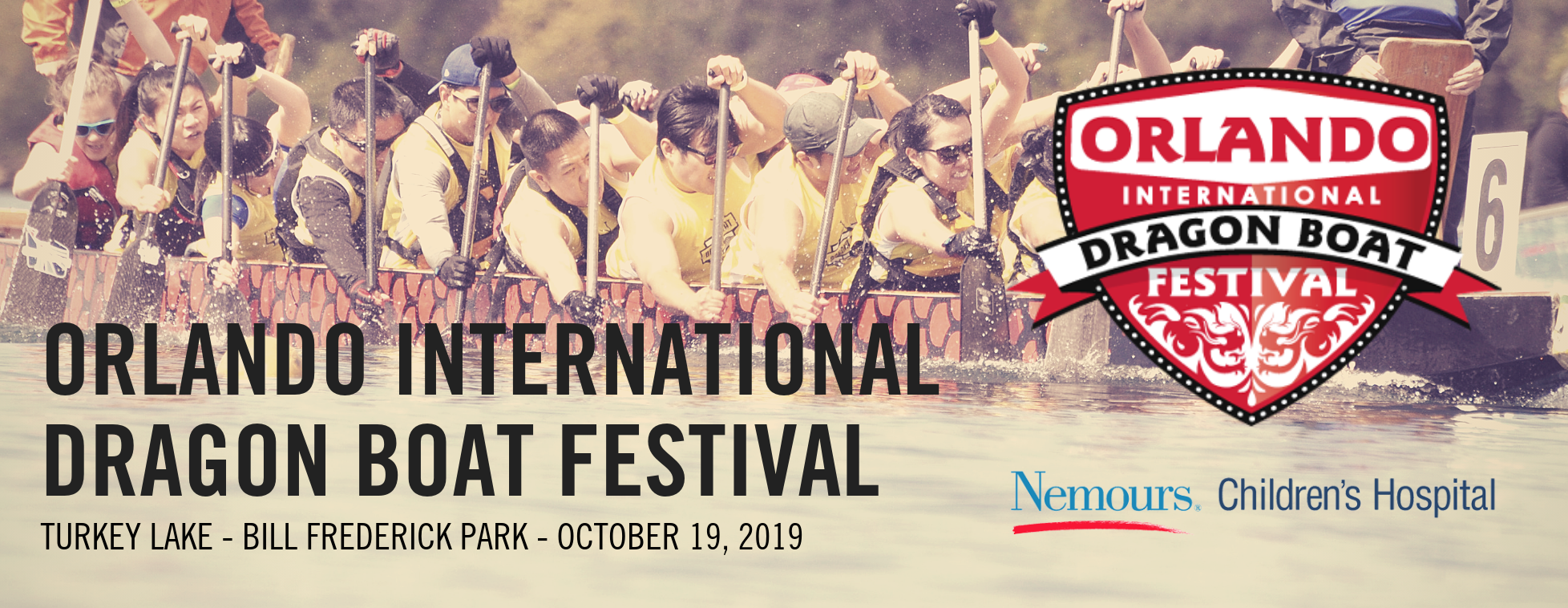 2019 Orlando International Dragon Boat Festival